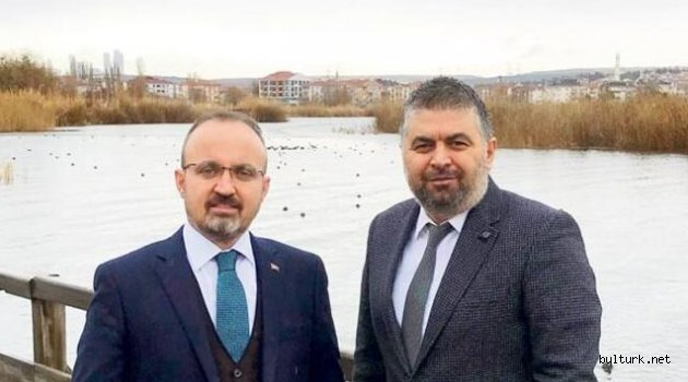 AK Parti Grup Başkanvekili Turan Milliyet'e konuştu