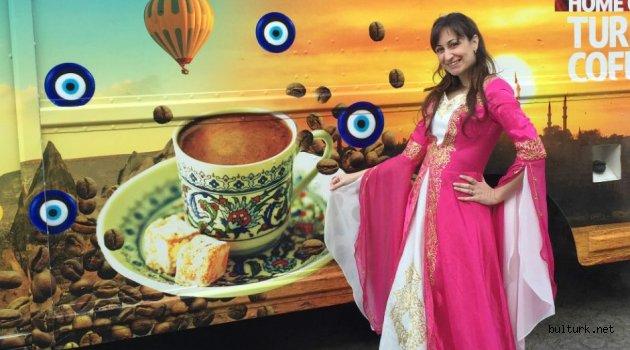 Amerika'da Türk Kahvesi Sunan Kafesiyle Büyük Bir Başarı Yakalayan Girişimci
