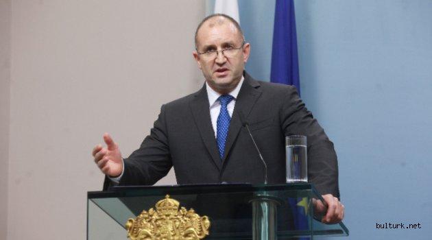 Bulgaristan Cumhurbaşkanı, OHAL yasasını veto etti