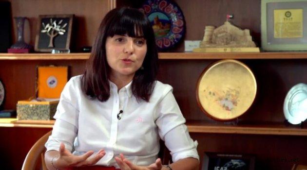 Bulgaristan göçmeni bir ailenin kızı Prof. Dr. Filiz Garip: