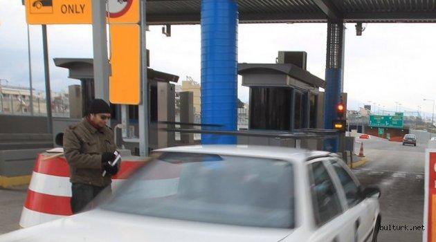 Bulgaristan sınırlarında yeni otoyol ücret toplama gişeleri açıldı