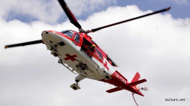 Bulgaristan tıbbi helikopterler satın alıyor