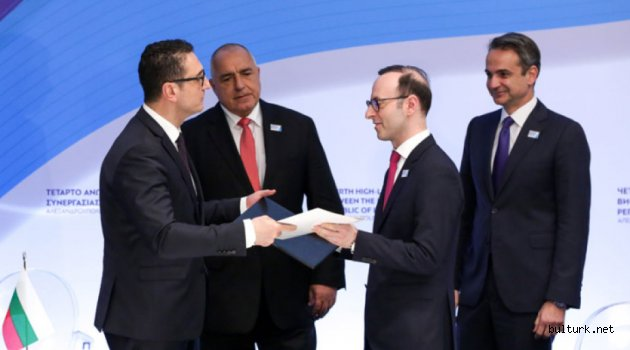 Bulgaristan ve Yunanistan 3 anlaşma imzaladı