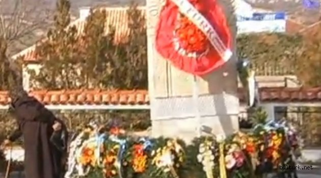 Bulgaristan'da annesinin kucağında öldürülen Türkan bebek ölümünün 36. yılında Edirne'de anıldı
