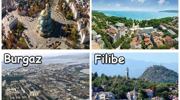 Bulgaristan'ın en pahalı dört şehri