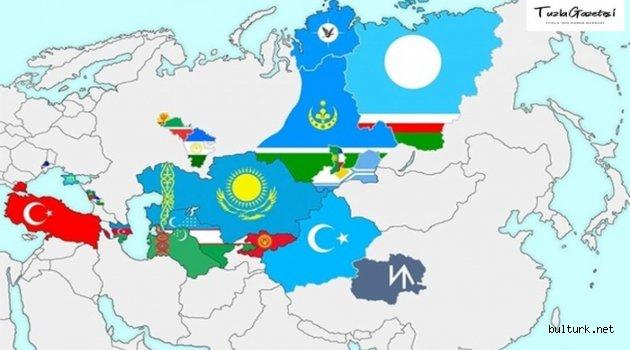 Dünyadaki Türk Nüfusu