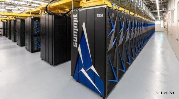 Dünyanın en güçlü üçüncü bilgisayarı Sierra çalıştırıldı