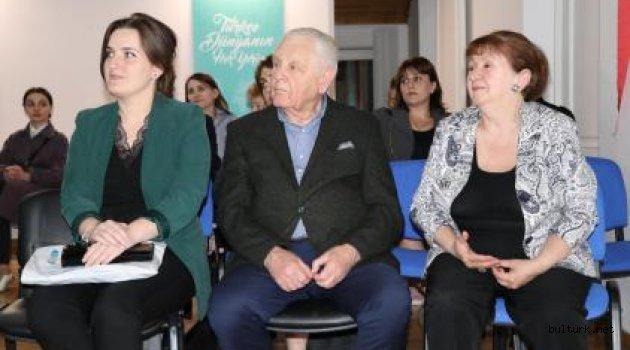 Gürcü Türkologlar, Saygı Gecesi'nde Buluştu
