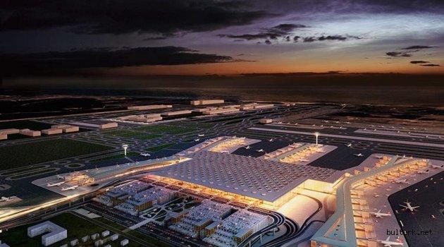 İstanbul Havalimanı'ndan dünyadaki ilk