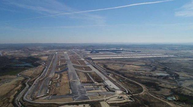 İstanbul Havalimanı'nın bağımsız üçüncü pisti açılıyor