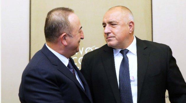Mevlüt Çavuşoğlu Ocak sonu Sofya'ya gidecek