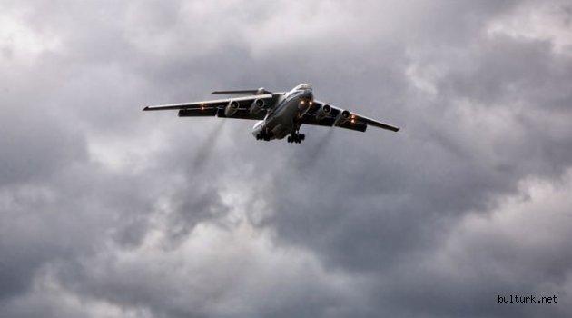 Sofya, Sırbistan'a füzeleri taşıyan Rus uçağının geçişine izin verdi
