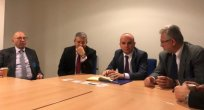 Avrupa Parlamentosu'ndan Bursalı iş insanlarına önemli davet