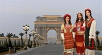 Azerbaycan'daki Bulgarlar dillerini, kültürlerini ve geleneklerini muhafaza ediyor