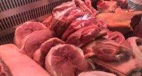 Bulgaristan'da 40 ton et yok ediliyor