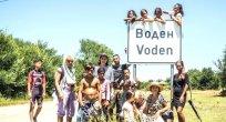 İki genç sanatçı, Voden köyüne yeni hayat kattı