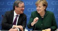 """Merkel'in partisinin yeni genel başkanı """"Türk Armin"""" olarak bilinen Armin Laschet oldu"""