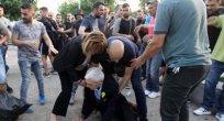 Selanik Belediye Başkanı Boutaris saldırıya uğradı