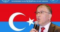 Sürgündeki Doğu Türkistan Cumhuriyeti Hükümeti Başbakanı İsmail Cengiz :