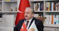 """TBMM Başkanı Mustafa Şentop'tan """"Güneydoğu Avrupa İşbirliği Süreci"""
