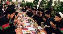TİKA'a Pakistan'da yetimlere iftar verdi