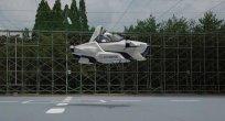 Uçan araba ilk sürücülü testini geçti!