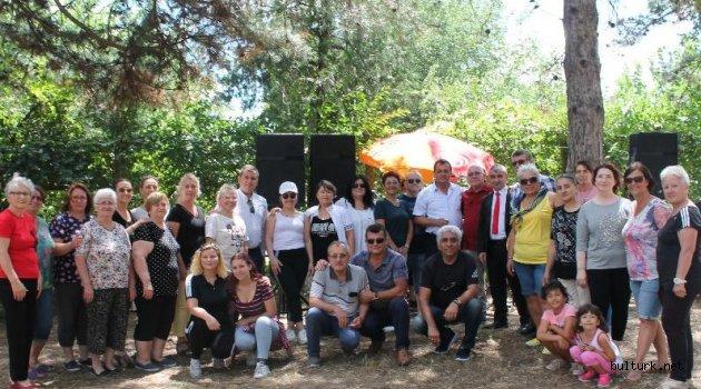 Tekirdağ Bulgaristan Göçmenleri Derneği Pikniğinde