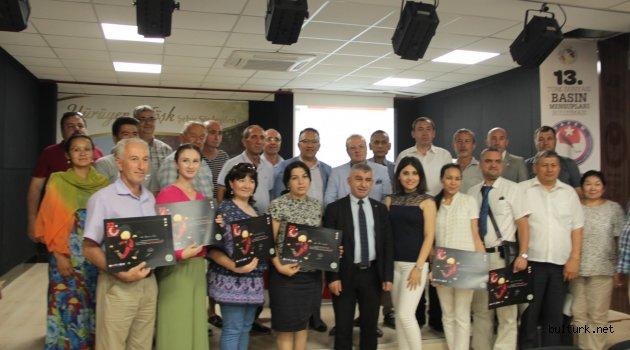Türk Dünyası Yalova'da