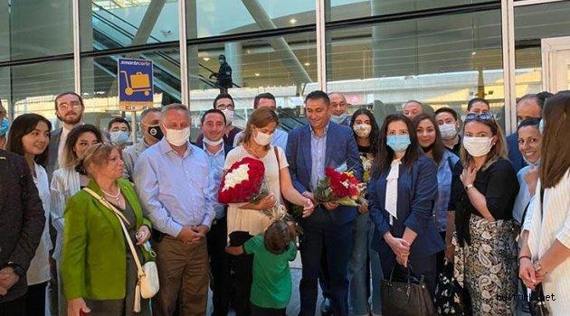 Türkiye'nin New York Başkonsolosu Sn.Reyhan Özgür