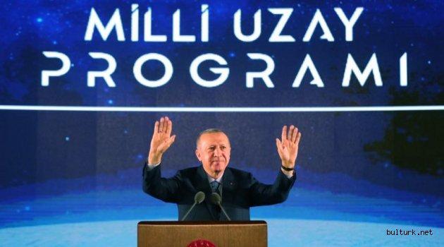 Uzay Ajansı: Erdoğan'ın '2023'te Ay'a gidiyoruz'