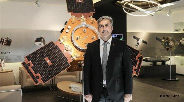 Uzay alanında Türkiye'de 10 yılda 10 bin uzman hedefleniyor