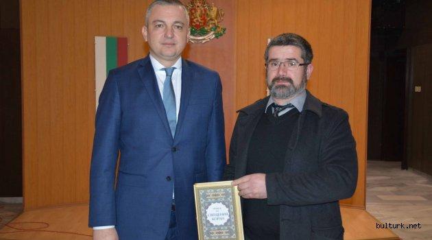 Varna Belediye Başkanı ile Müslümanların sorunları görüşüldü