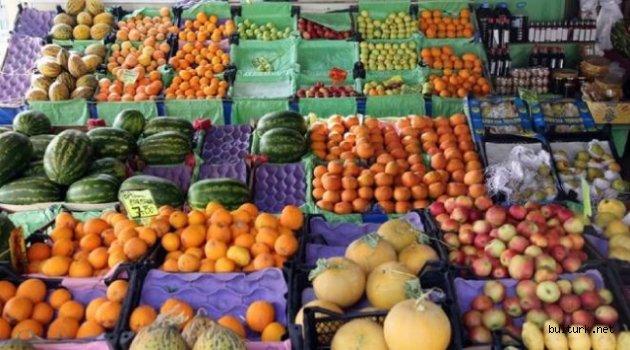 Yaş meyve ve sebze ihracatında ekim ayında yüzde 18 artış