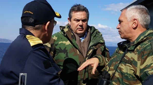 Yunanistan 15 Temmuz'dan sonra Türkiye'ye savaş açmayı tartışmış