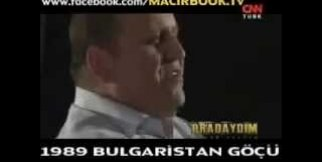 Oradaydım Belgeseli 1989 Bulgaristan Göçü Rıfat Yağcı